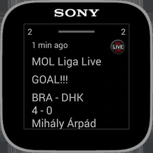 MOL Liga Live Smart Extension