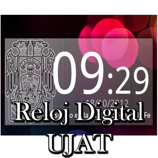 Digital Clock UJAT