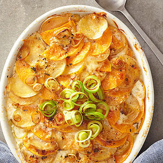 Autumn Potato Gratin
