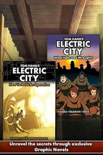 Tom Hanks' Electric City - screenshot thumbnail