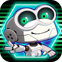 RUN-NY - Robot Run Adventure icon