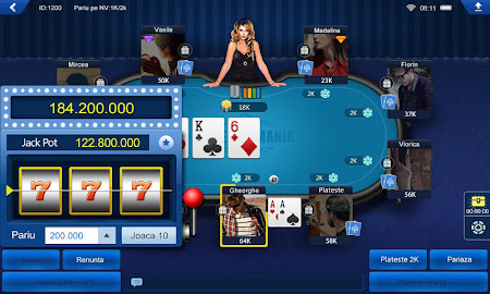 Poker Romania 4.5.111 screenshot 250828