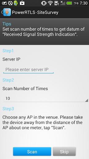 【免費工具App】PowerRTLS Site Survey-APP點子