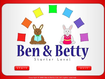 Ben & Betty (Starter - Book 3)- screenshot thumbnail
