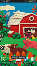 Farm HD Live wallpaper Screenshot 2