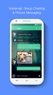 TextNow - screenshot thumbnail