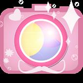 camera pinkpink