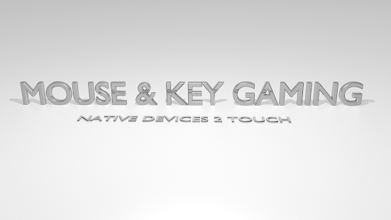 Mouse&Key 2Touch Gaming - screenshot thumbnail