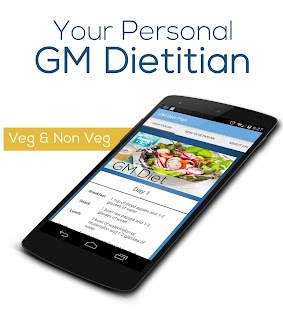 GM Diet Plan- screenshot thumbnail