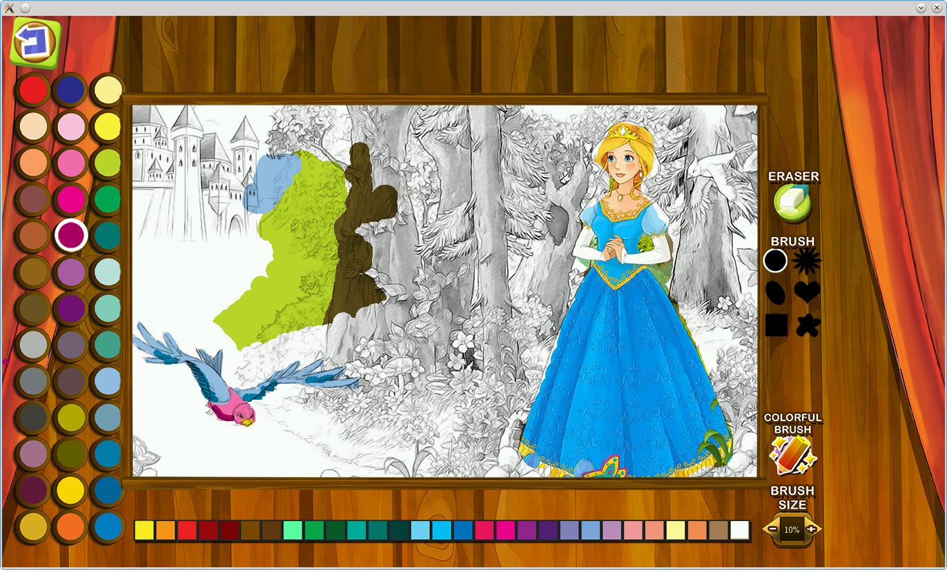 Fairy Tales Artist - screenshot