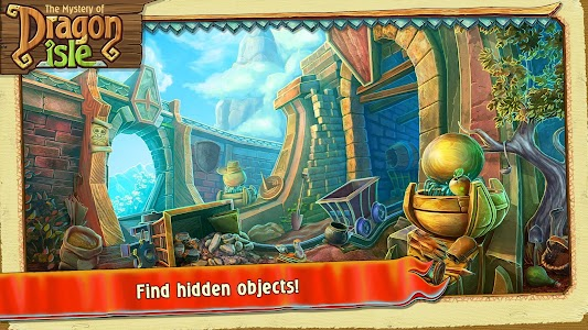 The Mystery of Dragon Isle v1.3.5