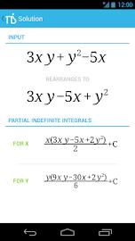 MathStep Screenshot 5