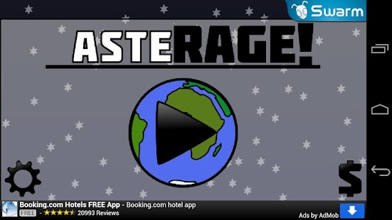 AsteRAGE- screenshot thumbnail