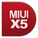 CM10/11 THEME MIUI v5 RESTAYL icon