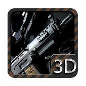 3D Guns Live Wallpapers