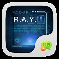 GO SMS PRO RAY THEME EX 1.0