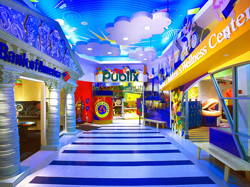 Downtown-Miami-Childrens-Museum - The Children's Museum in downtown Miami.