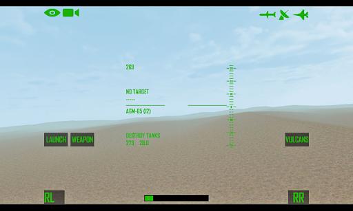 Flightsim A-10 Simulator