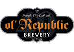 Logo for ol' Republic Brewery