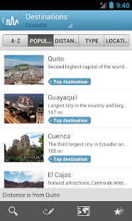 Ecuador Travel Guide- screenshot thumbnail