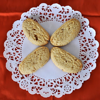 Orange Honey Cookies.