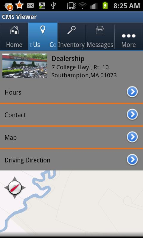 Harley-Davidson of Southampton - screenshot