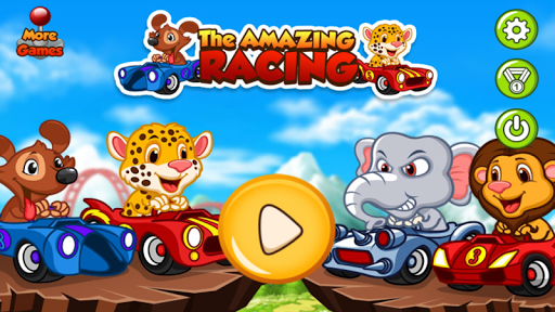 動物のレーシング
