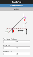 Screenshot of Calc4CNC