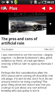 AUTOSPORT - screenshot thumbnail