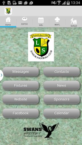 Lesmurdie Saints JFC