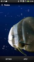 Screenshot of Sea World Live Wallpaper