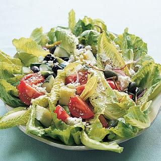 Greek-Style Salad.