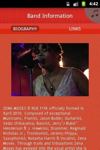 ZENA MOSES & RUE FIYA - screenshot