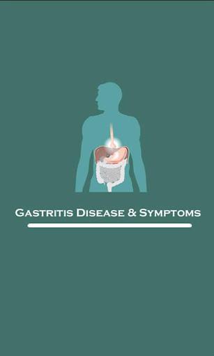 Gastritis Disease Symptoms