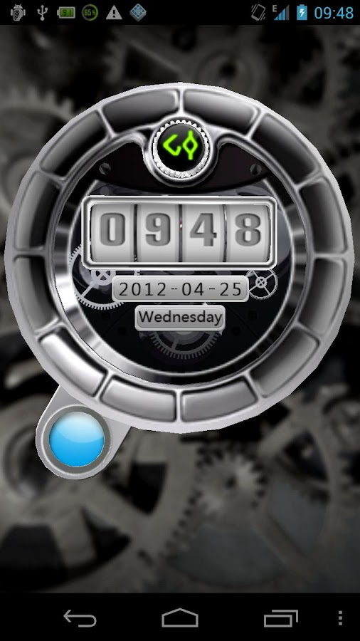 3D Watch GO Locker Theme - screenshot