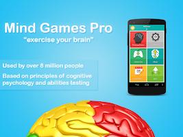 Screenshot of Mind Games Pro