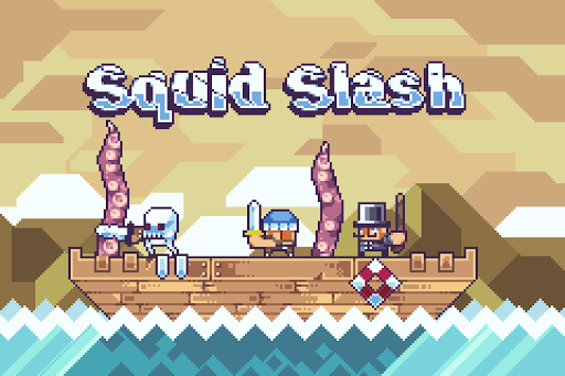 Squid Slash - Monster Slice
