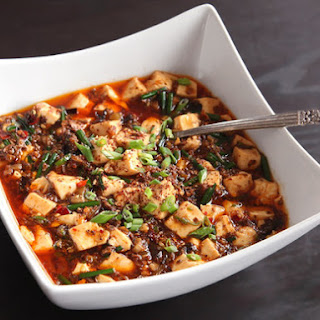 The Best Vegan Mapo Tofu.