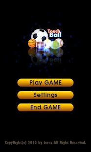 TouchBall -Physical World Game- screenshot thumbnail