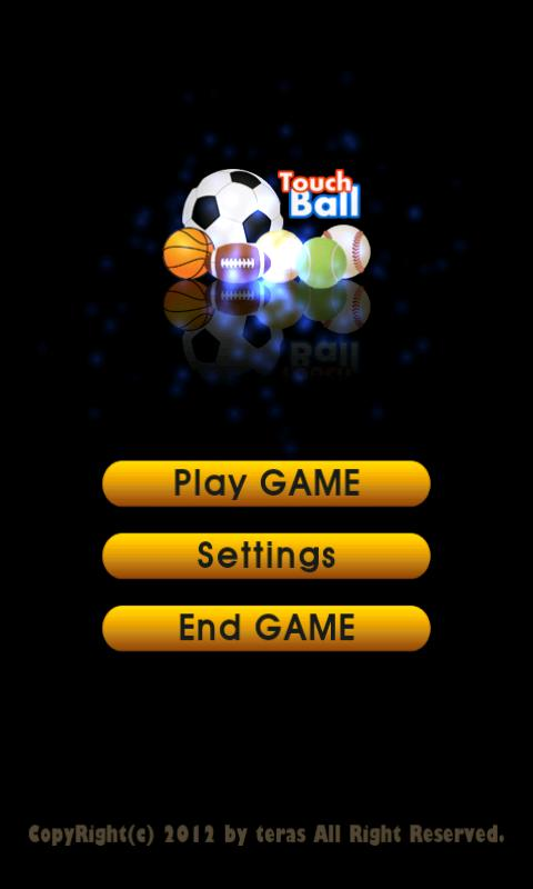 TouchBall -Physical World Game - screenshot