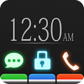 Lighter Theme GO Locker