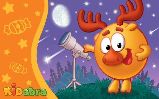 玩免費遊戲APP|下載Kidabra Смешарики Книги детям app不用錢|硬是要APP