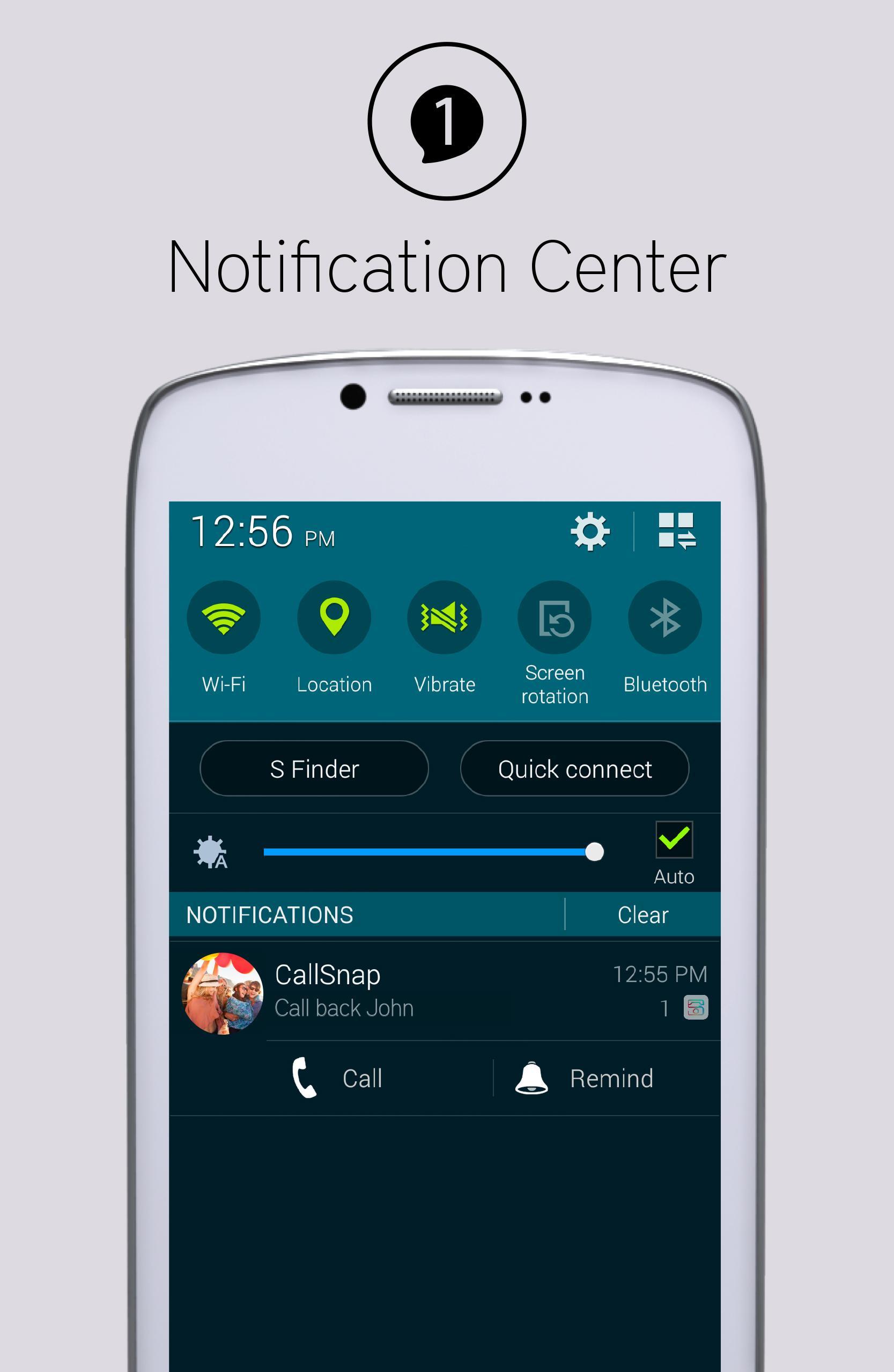 CallSnap - Snap Your Moment screenshot #5