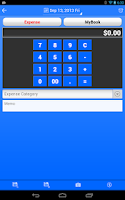 Screenshot of Spendroid Free - Finance Mgr