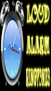 LOUD Alarm Ringtones - screenshot thumbnail