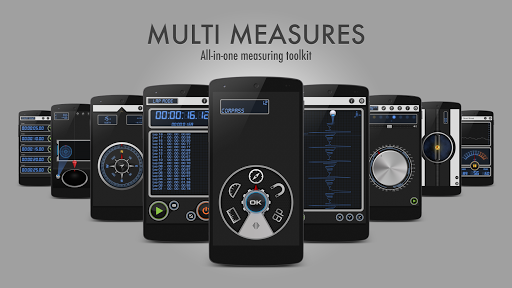 Multi Measures: All-in-1 kit