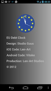 EU Debt Clock- screenshot thumbnail