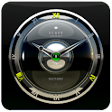 VICTORY Designer Clock Widget icon