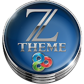 Zaphire HD GO Launcher Theme