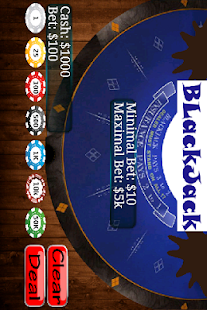 BlackJack 21 Pro Free - screenshot thumbnail